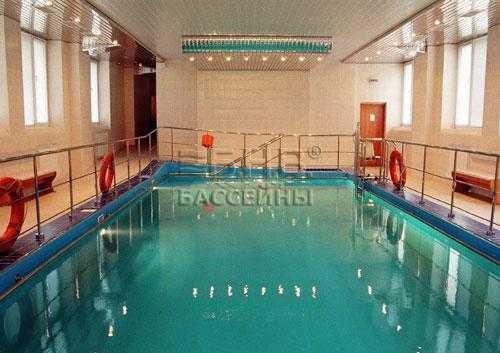 Примеры установки бассейнов БНВ Всеукраинский центр профессиональной реабилитации инвалидов