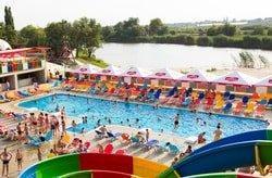 бассейн для аквапарка