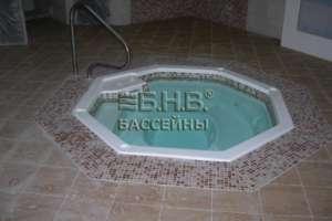 Композитный бассейн Баден – Запорожье 2015