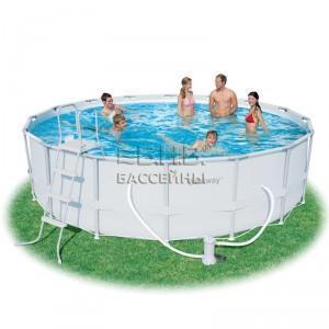 купить каркасный круглый 4.88х1.22 бассейн