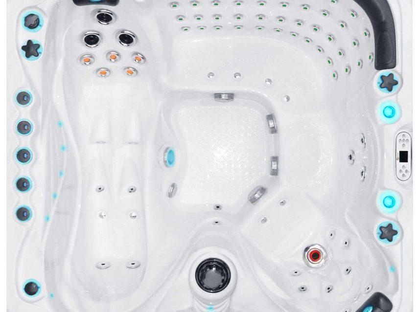 Гидромассажный СПА бассейн Exclusive Felicity