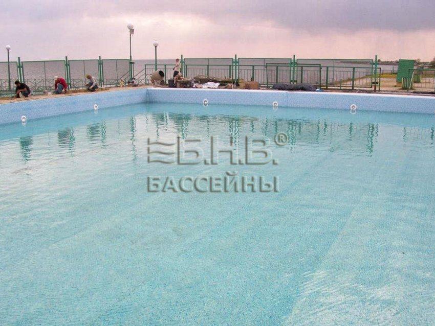 бассейн - производитель