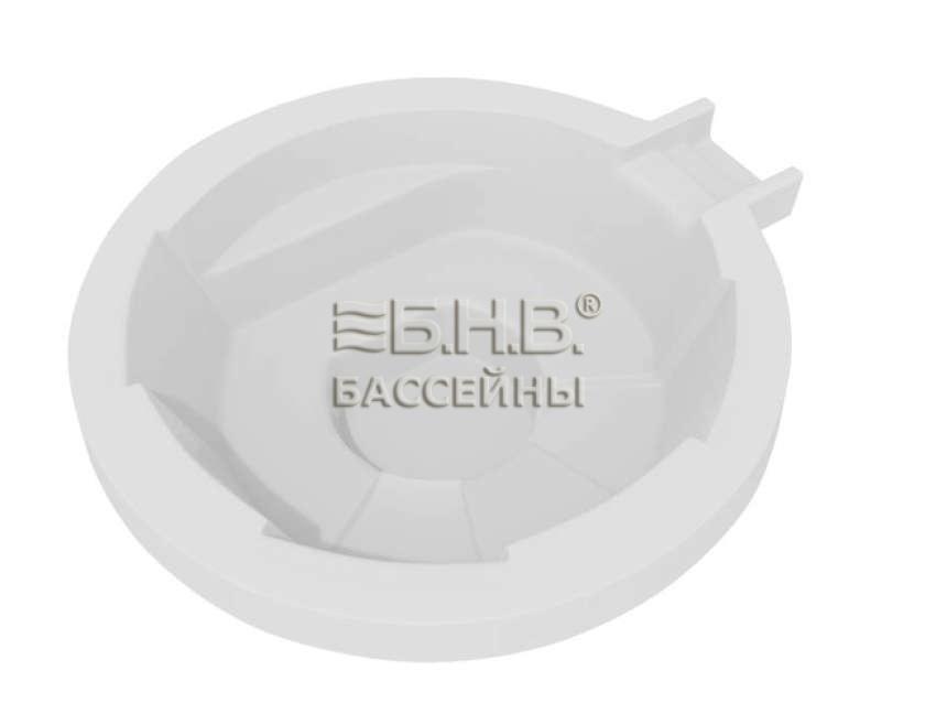 композитный бассейн Эден