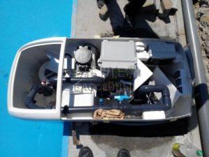 Навесная система фильтрации для бассейна