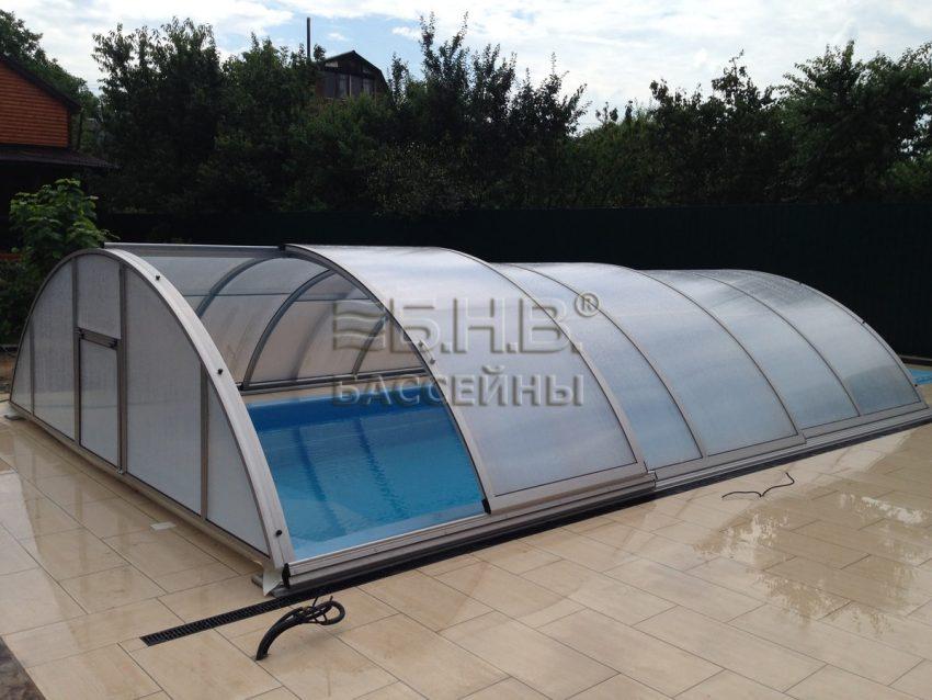 павильон для бассейна, цена