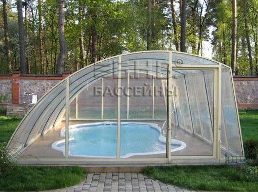 Павильон для бассейна Eden