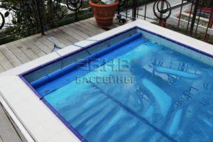 Накрытие для бассейнов из полиэтилена