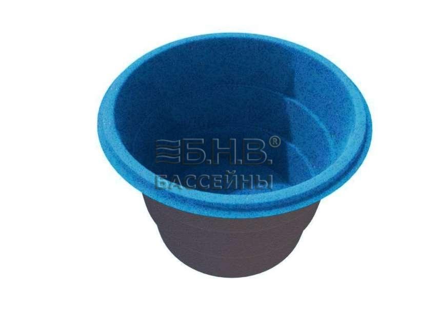 Купить керамический бассейн Глория 2
