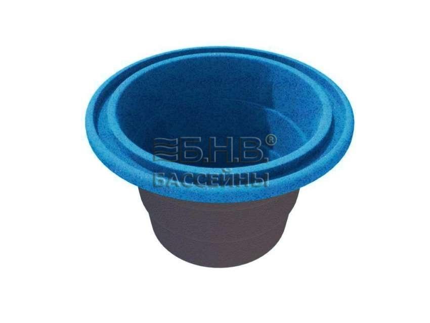 Купить керамический бассейн Глория