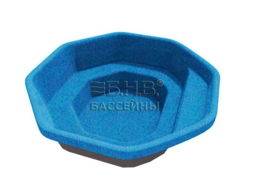 Купить керамический бассейн Калипсо 2