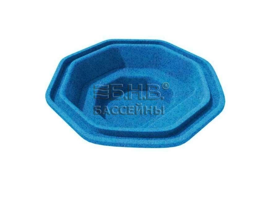 Купить керамический бассейн Калипсо