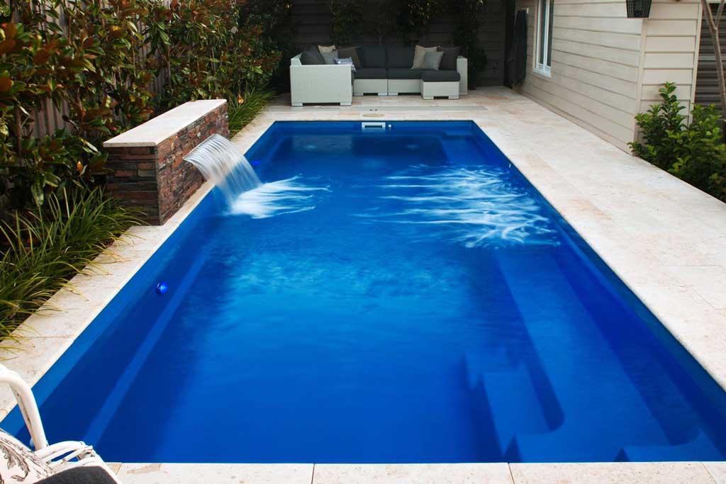Особенности при выборе композитных бассейнов