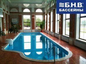 строительство капитальных бассейнов