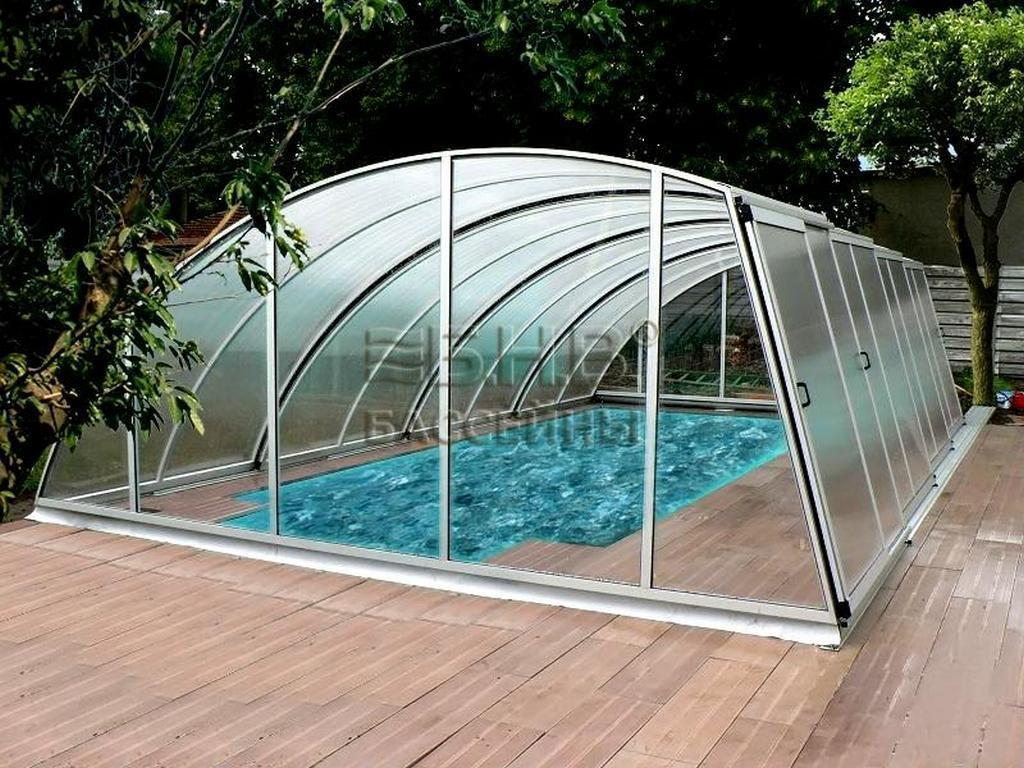 как выбрать накрытие для бассейнов