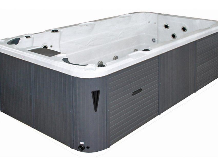 Гидромассажный СПА бассейн Aquatic 1