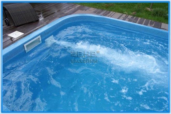 Как выбрать противоток для бассейна
