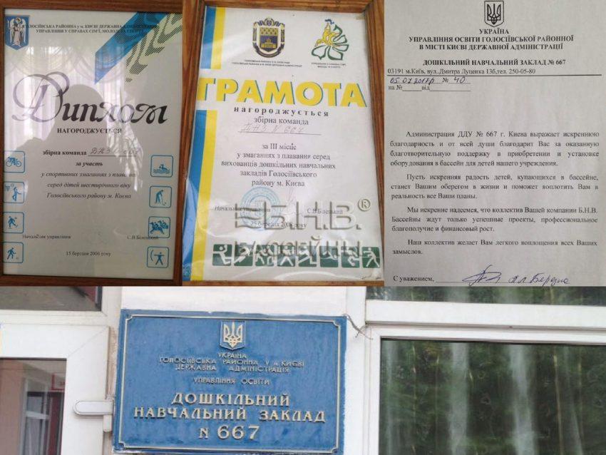 Помощь детям Украины