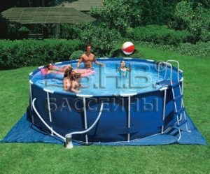недорогой бассейн
