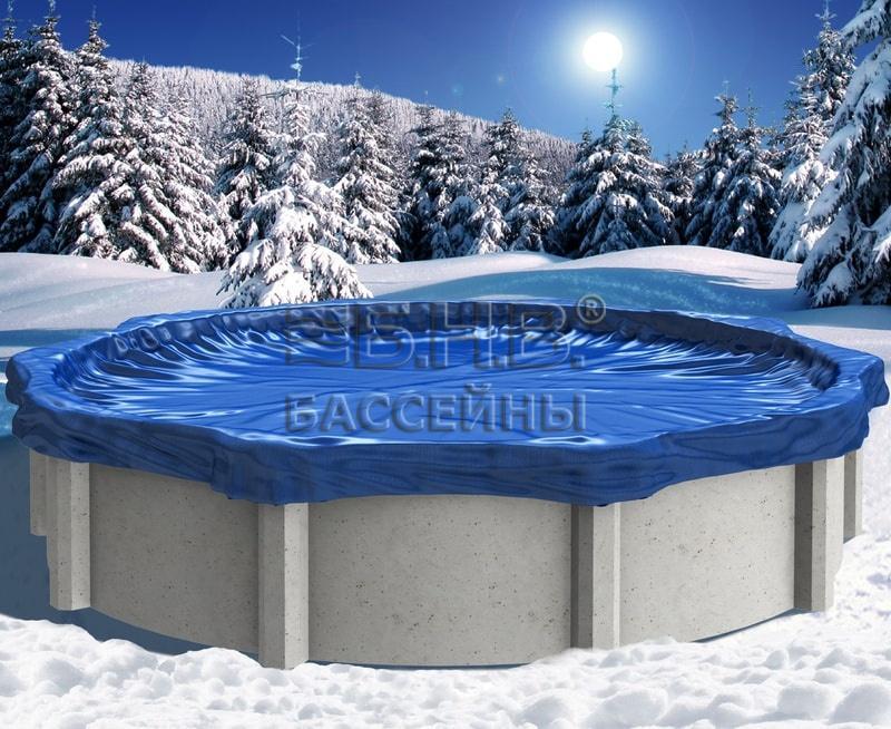 Брезент для бассейна