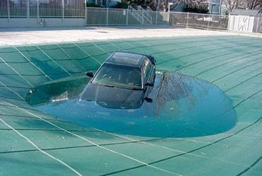 Батутное накрытие для бассейна – подготовка к зиме с Б.Н.В.