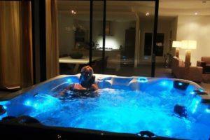 купить гидромассажный SPA бассейн DELIGHT