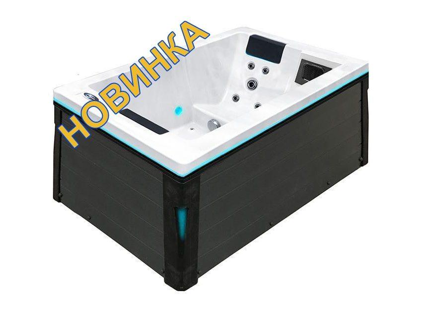 Гидромассажный СПА бассейн (джакузи) SERENE 2