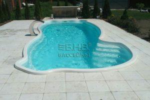 купить большой бассейн из стекловолокна