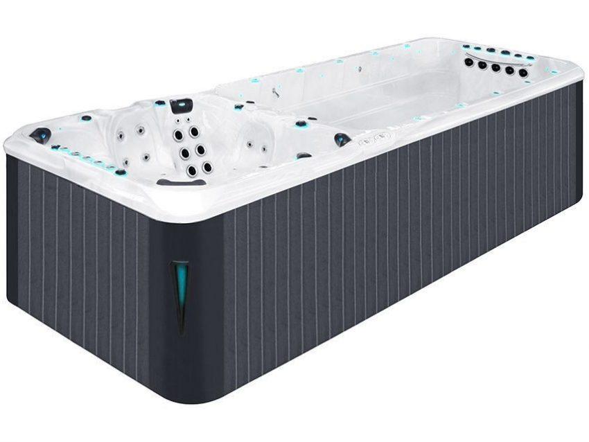 Гидромассажный СПА бассейн Swimspa VITALITY