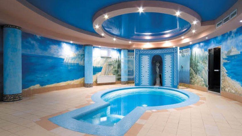 Вентиляция в помещении с бассейном