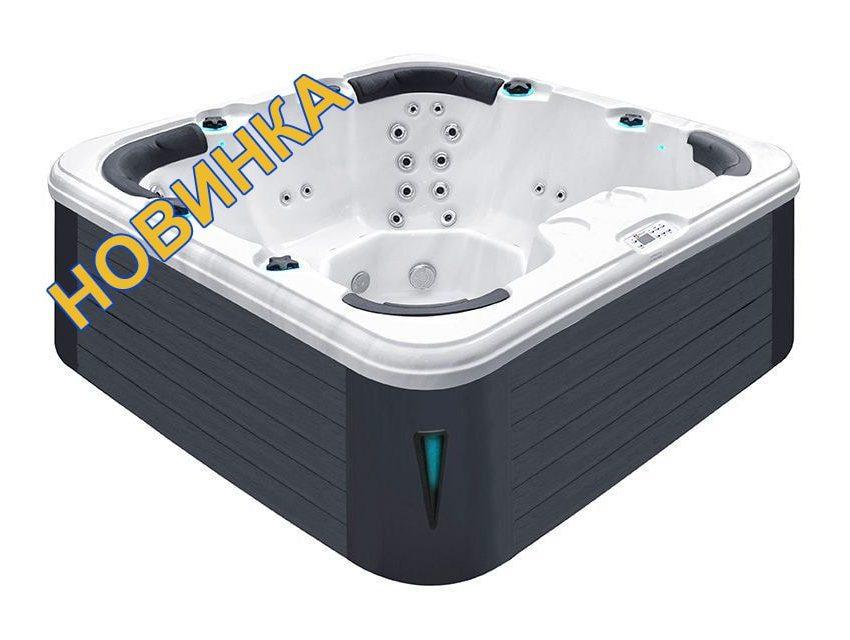 Гидромассажный СПА бассейн (джакузи) REWIND