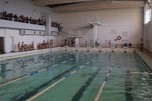 Плавательные бассейны в Запорожье
