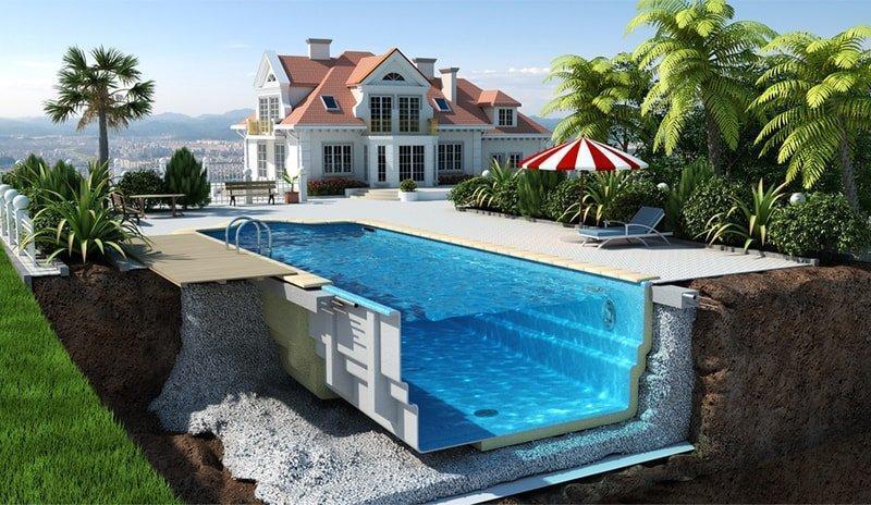 Купить бассейн в Львове