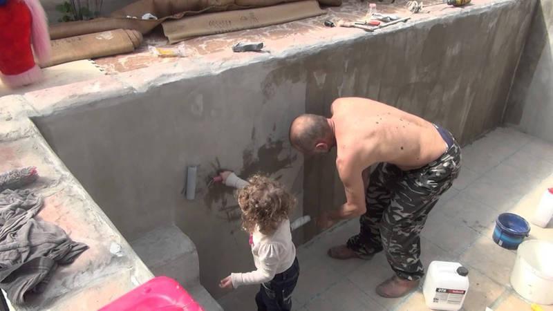 Построить бассейн – стоимость