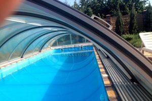 Полипропиленовый бассейн и павильон Классик – Грузия, Тбилиси 2018