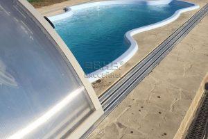 Бассейн Ривьера 1 с павильоном Классик – Николаев 2018