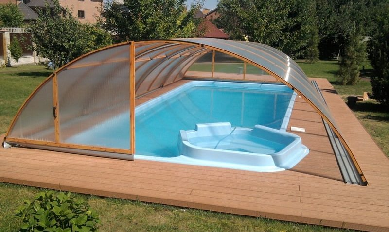 Зачем нужны накрытия для бассейнов