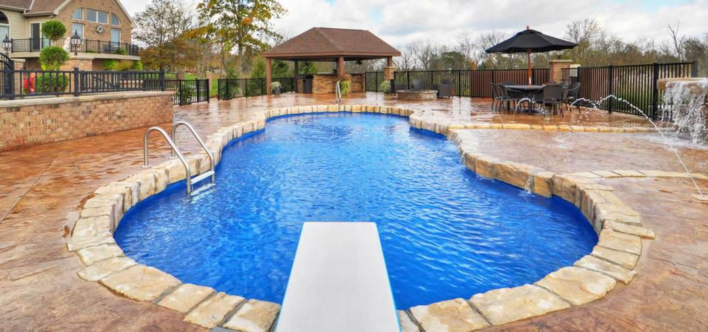 Особенности строительства композитных бассейнов