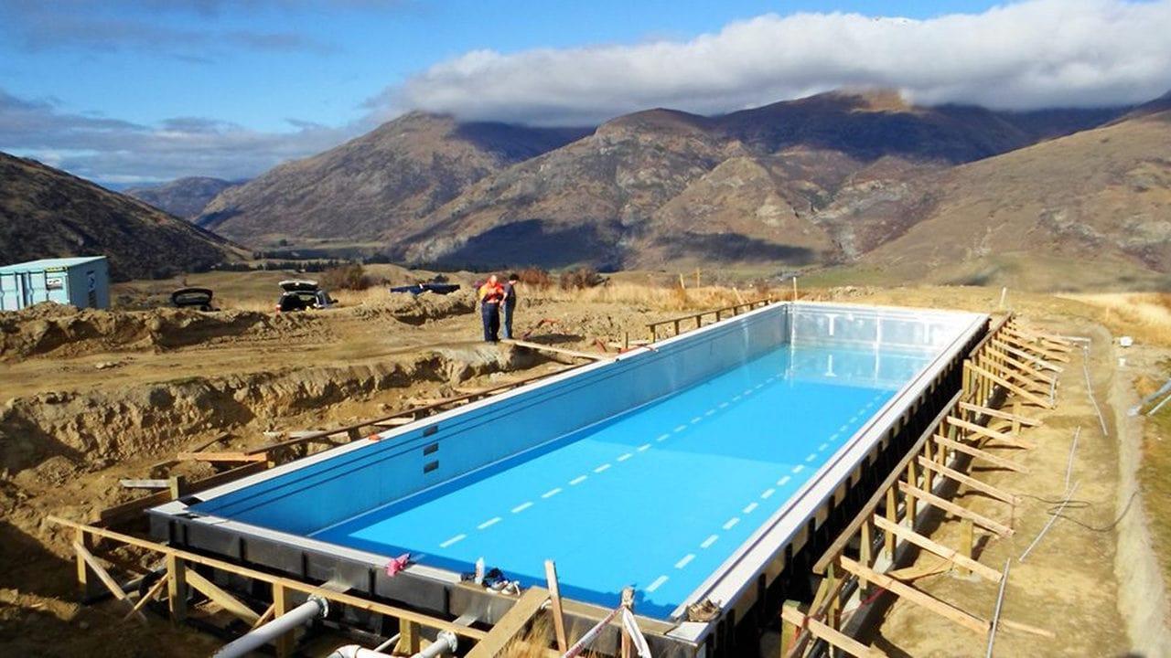 Какой бассейн лучше бетонный или керамический