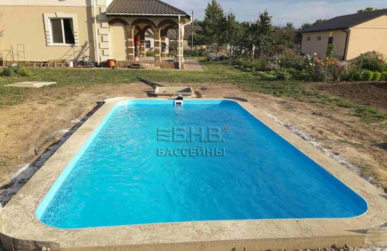 Какой каркасный бассейн лучше intex или bestway