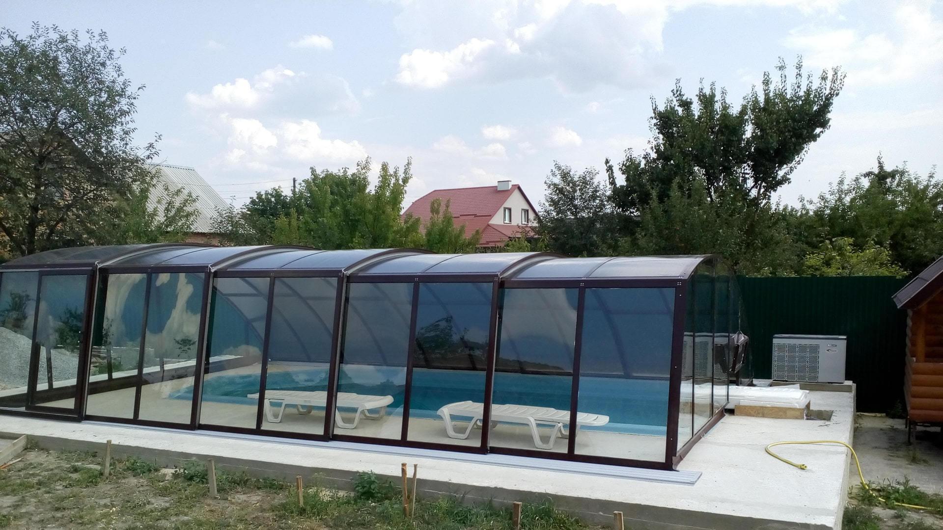Почему люди отдают предпочтение стекловолоконным бассейнам (частые отзывы)