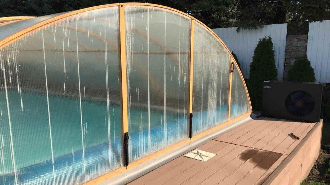 Павильоны для бассейнов - зачем нужны, как заказать